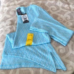 Woman's textured top! NWT medium!